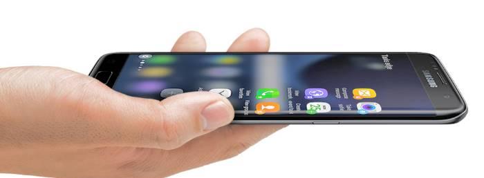 Samsung Galaxy S7(official) v ruke