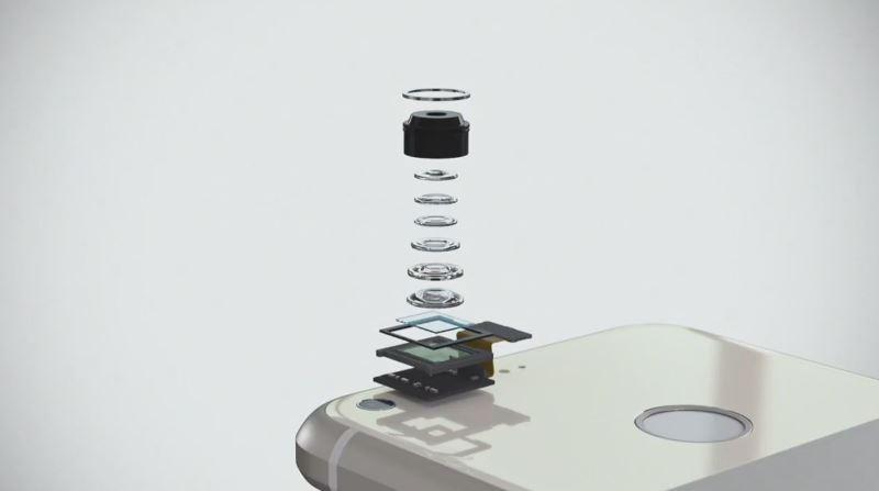 google-pixel-camera-layout